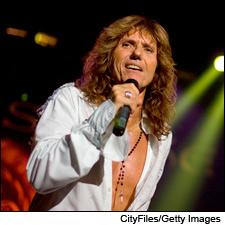 David Coverdale is a big fan of white Burgundy.