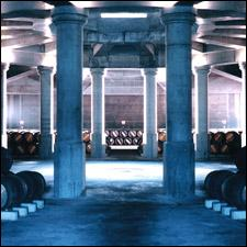 Château Lafite's Thunderdome, er, chai, is intimidating enough without the threat of legal actions.