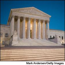The United States Supreme Court rejected an appeal from U.S. wine retailers this week.