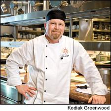 Chef Craig Von Foerster heads the kitchen at Sierra Mar, which earned a Grand Award for its 2,600-selection wine list.