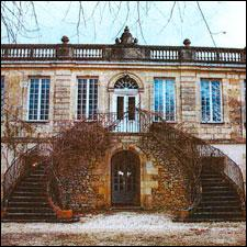Château de Bellevue, allegedly mistaken for the nearby staff quarters, was demolished last month.