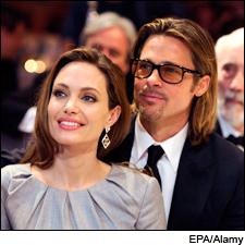 Brad Pitt and Angelina Jolie have joined the wine business.