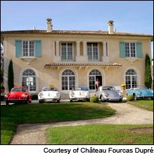 No classic cars were harmed in the perpetration of the Fourcas Dupré robbery.