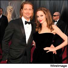 Brad Pitt and Angelina Jolia got hitched in 2012—to the Rhône Valley's Perrin Family.