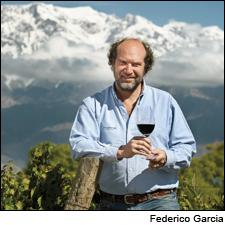 Winemakers like Daniel Pi of Trapiche face rising production costs thanks to inflation.