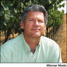 Eric Laumann of Cambiata made an outstanding 2012 Albariño from Monterey grapes.