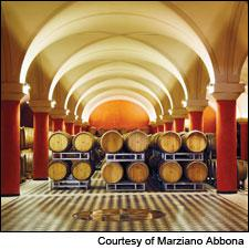 The Marziano Abbona winery is the source of alluring reds from the Dogliani appellation.