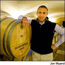 Frédéric Barnier at Louis Jadot says the 2012 Burgundies combine density with freshness.