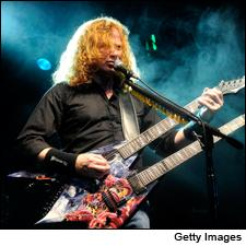 Dave Mustaine's California Cabernet sold out faster than Metallica.