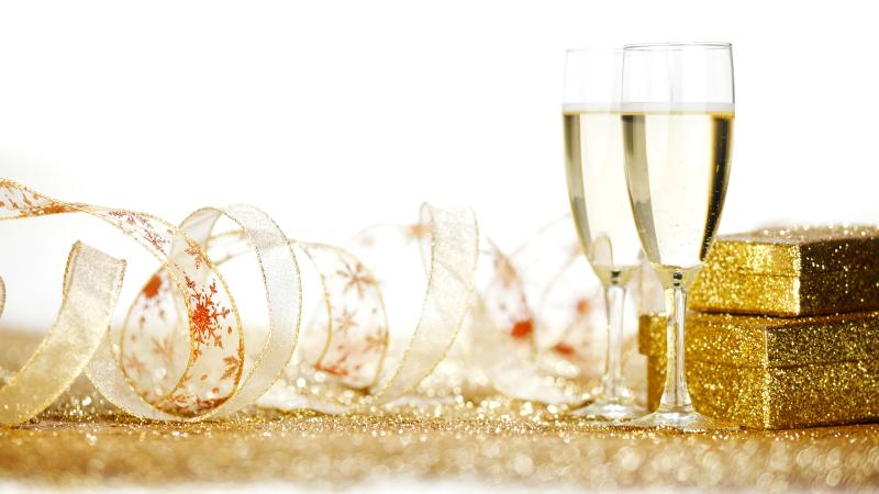 Give the Gift of Bubbly