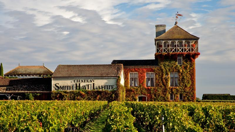 Château Smith-Haut-Lafitte is the cream of the 2018 crop thus far.