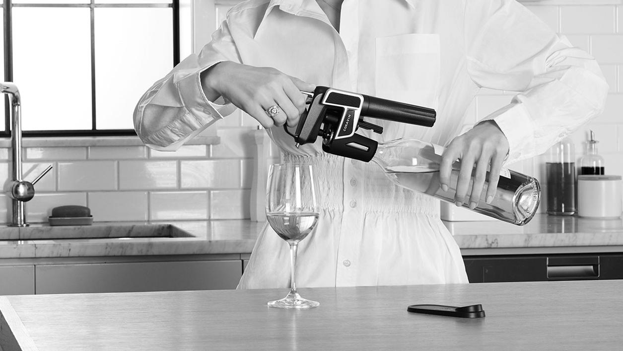 A Coravin in Every Kitchen?