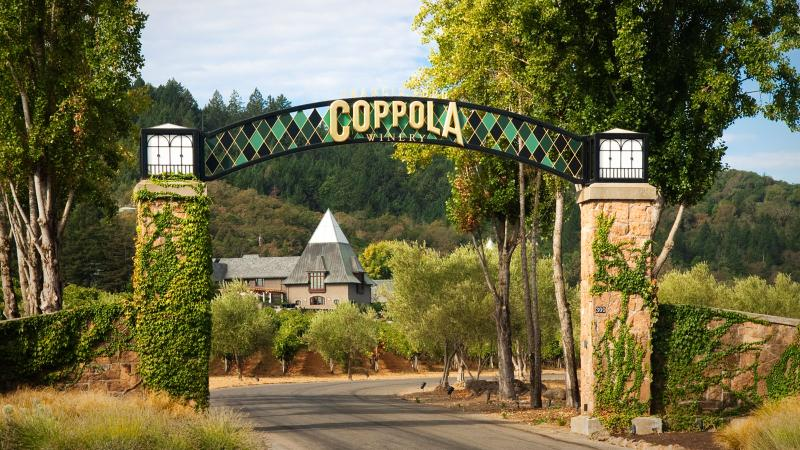 Francis Ford Coppola Winery will be among those paying Sonoma growers more for certified sustainable grapes.