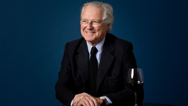 Wine Star: Baron Eric de Rothschild