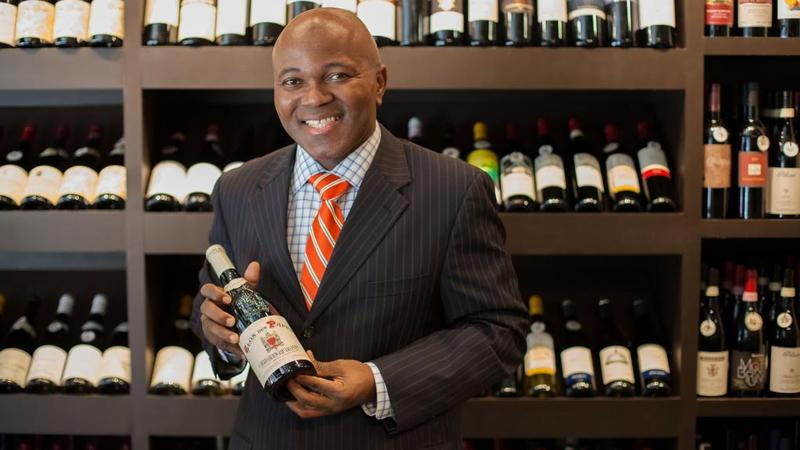 Anani Lawson's list is global, but he specializes in small Napa producers.