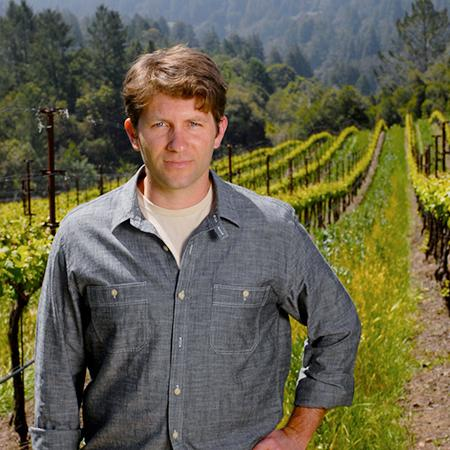 Ian Brand is pushing the boundaries of winemaking on California's Central Coast.