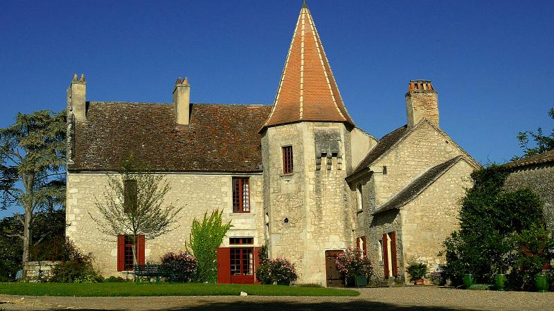 Château Puygueraud is another of the Thienpont family's Bordeaux holdings.