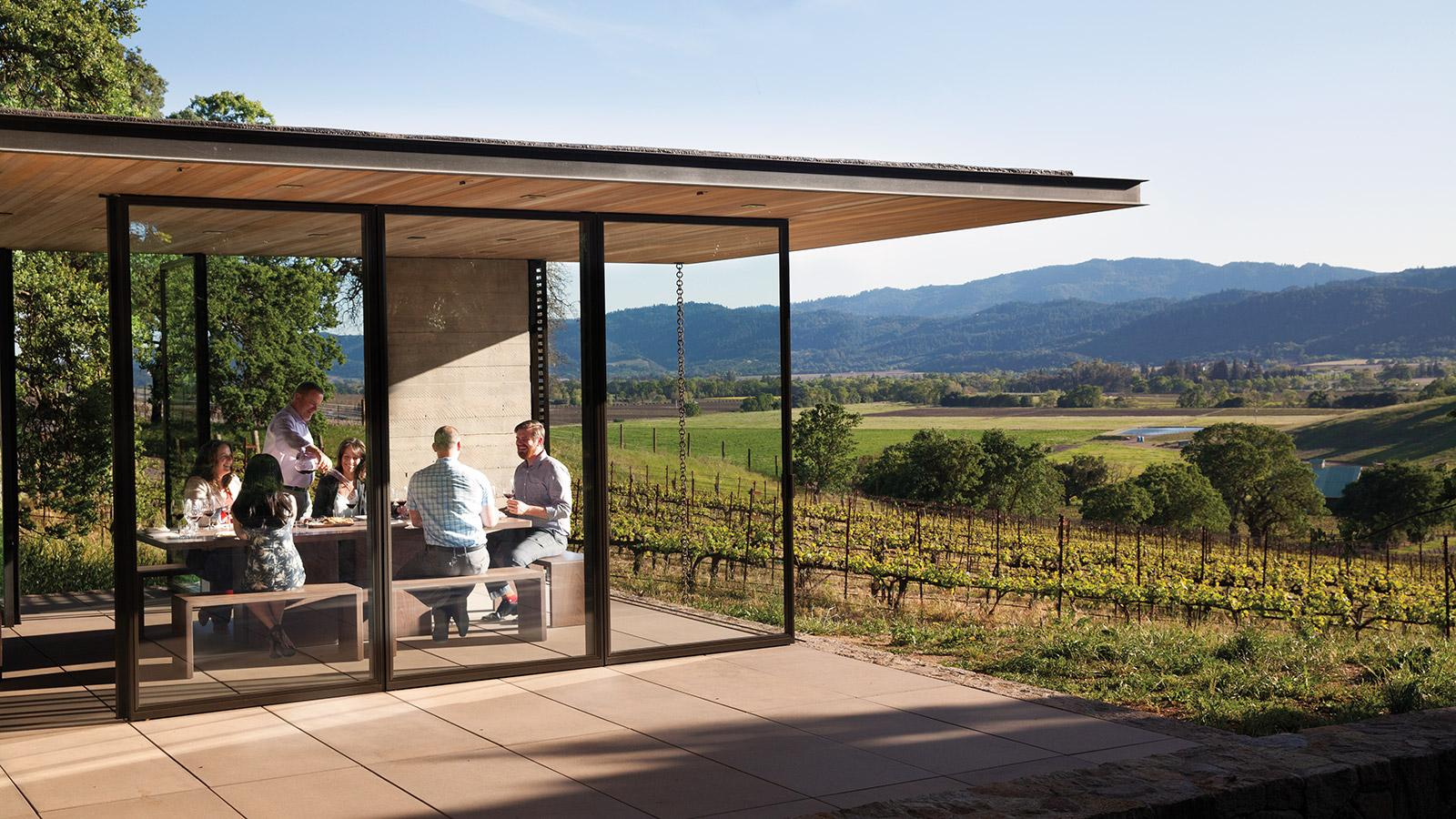 Napa Valley: Choose Your Own Adventure