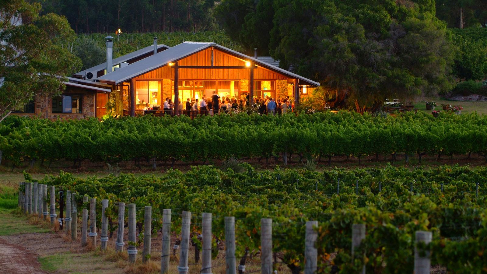 Cullen's Diana Madeline bottling is one of Margaret River's star Cabernets.