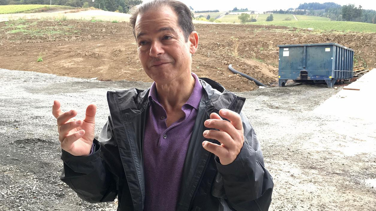 A New Winery at the Starting Gate