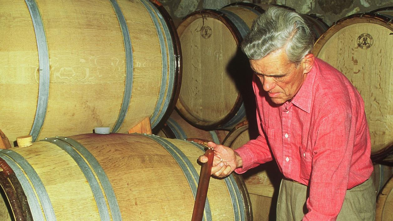 William Seavey, Founder of Napa's Seavey Vineyard, Dies at 86