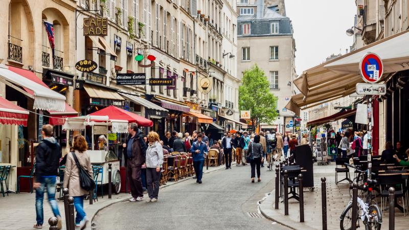 Natural wine bars and shops have become a phenomenon in Paris streets over the past five years.