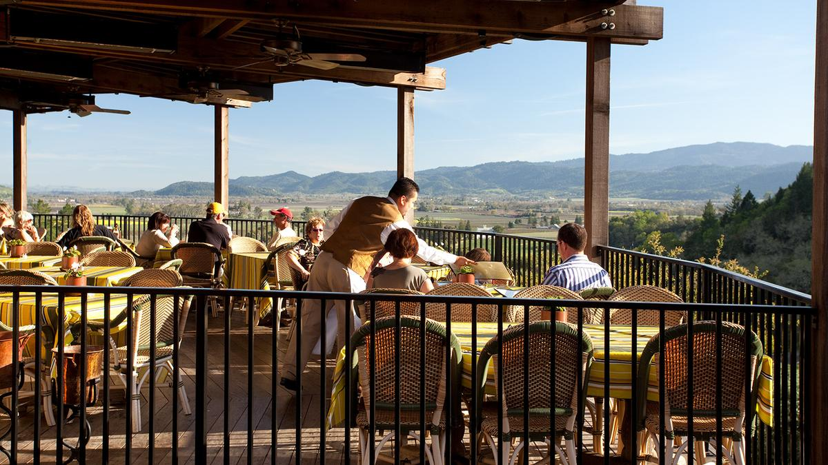Restaurants In Napa And Sonoma Wine Country