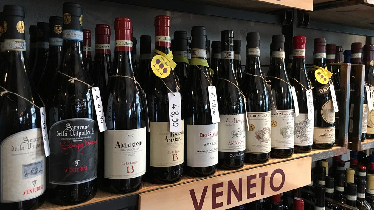 Amarone Family Soap Opera