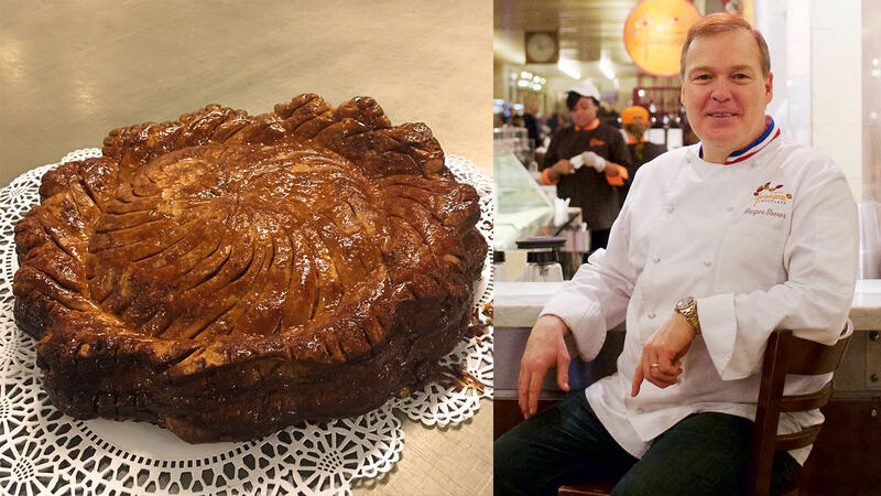 Jacques Torres' Holiday Dessert: Gâteau Pithivier