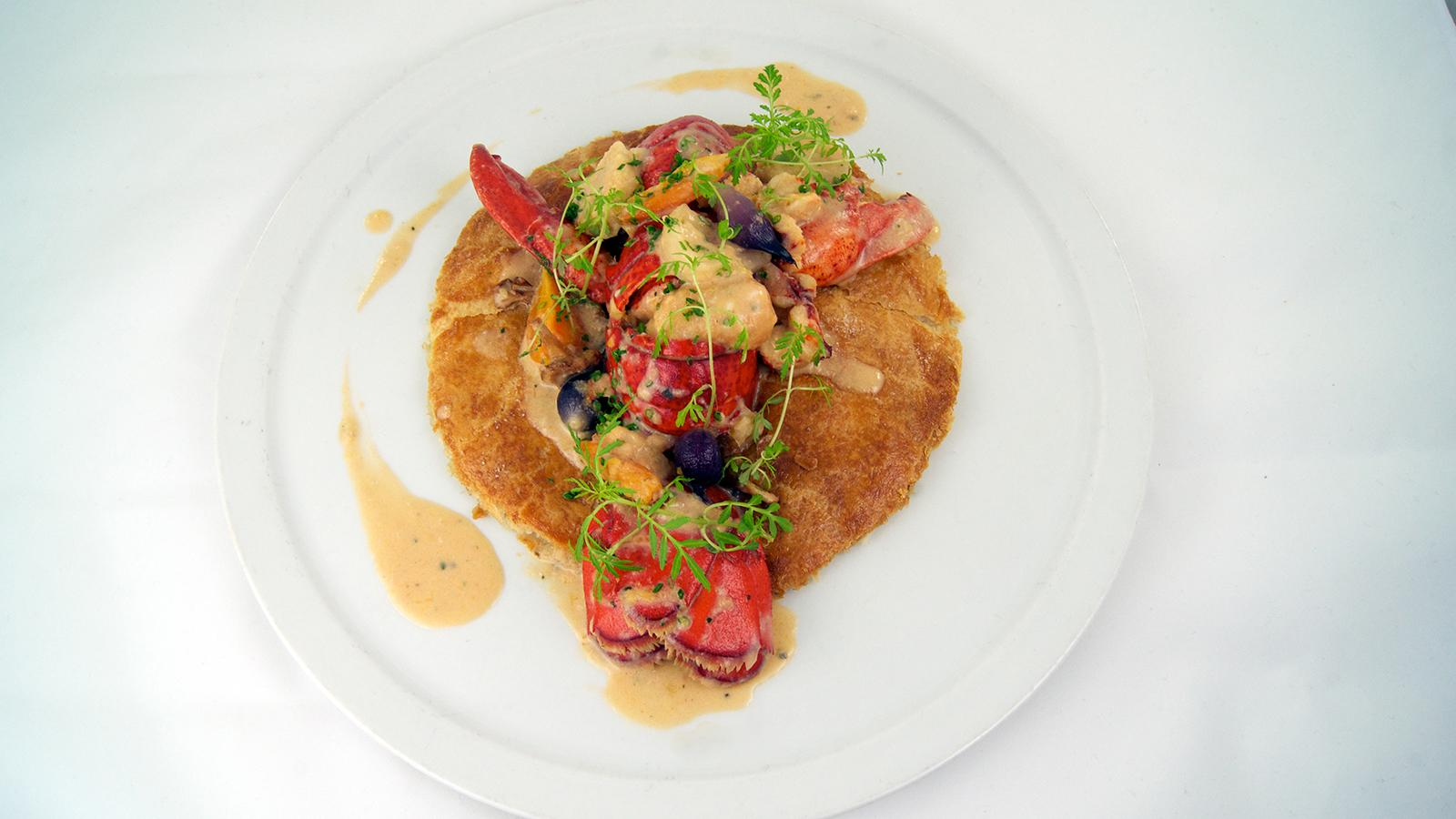 Fall Comfort Food Recipe: Michael Mina's Lobster Pot Pie | Seasonal | News & Features | Wine ...