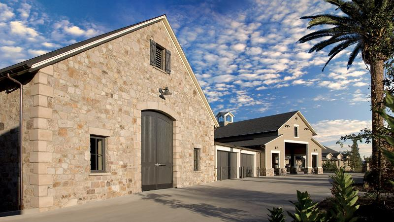 Trinchero draws from more than 200 acres of estate vineyards for each of its six Napa Cabernets.