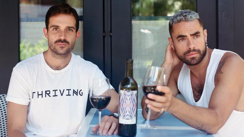 Baja East Makes Fashion Week Wine Debut