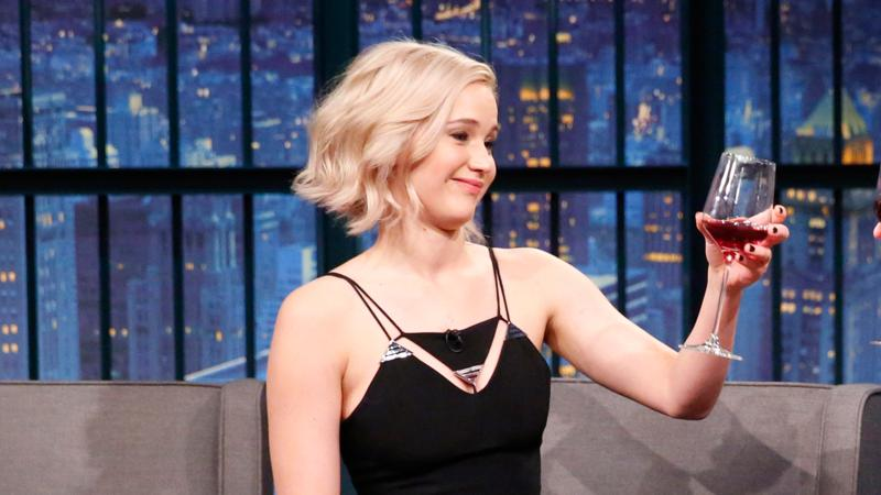 Will Jennifer Lawrence Put Down the Cabernet for Awards Season Bubbly?