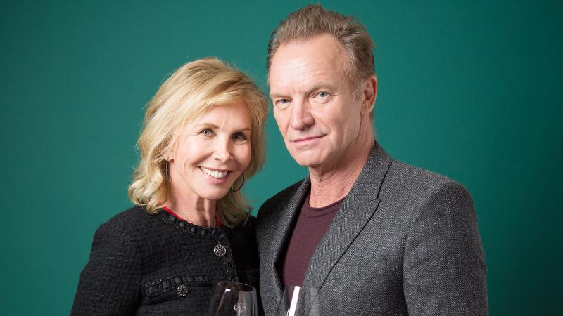 Wine Star: Trudie Styler's Italian Surprise