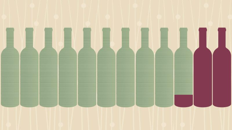 It pays to shop around: While some auction houses don't charge anything, the highest seller's fees (18 percent) can eat up more than two bottles' worth of a case—before insurance and taxes.