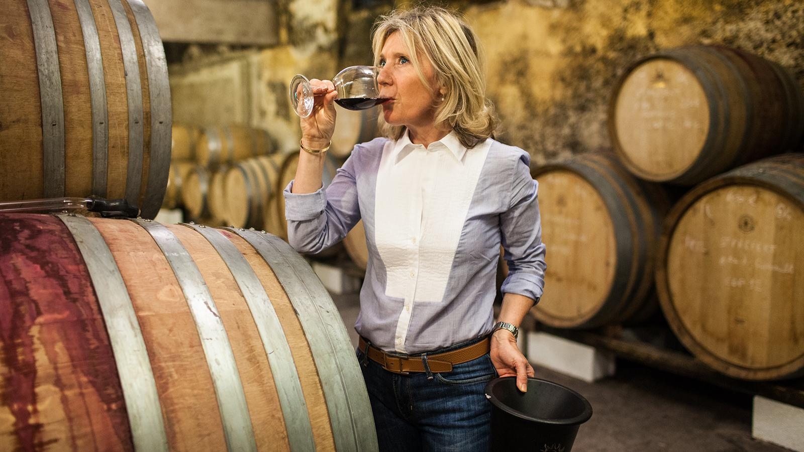 Isabel Ferrando's 2016 Collection Charles Giraud is a wine to watch.