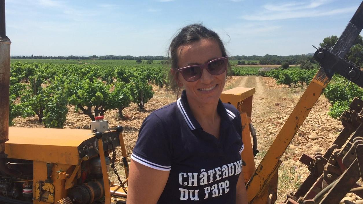 At Domaine Giraud, It's a Family Affair