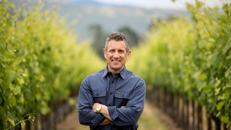 Christopher Silva brought a spirit of innovation to Sonoma's St. Francis Winery.