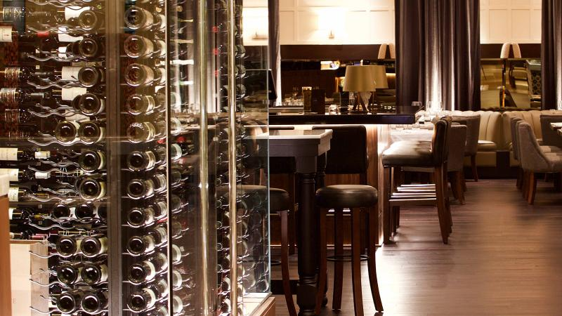 In Vancouver, B.C., C-Prime Modern Italian Steak & Wine highlights local wines from Canada, along with classic regions such as Bordeaux and California, on its Best of Award of Excellence–winning list.