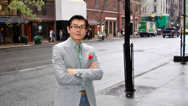 The rarely photographed Rudy Kurniawan in New York City, before the FBI came knocking.