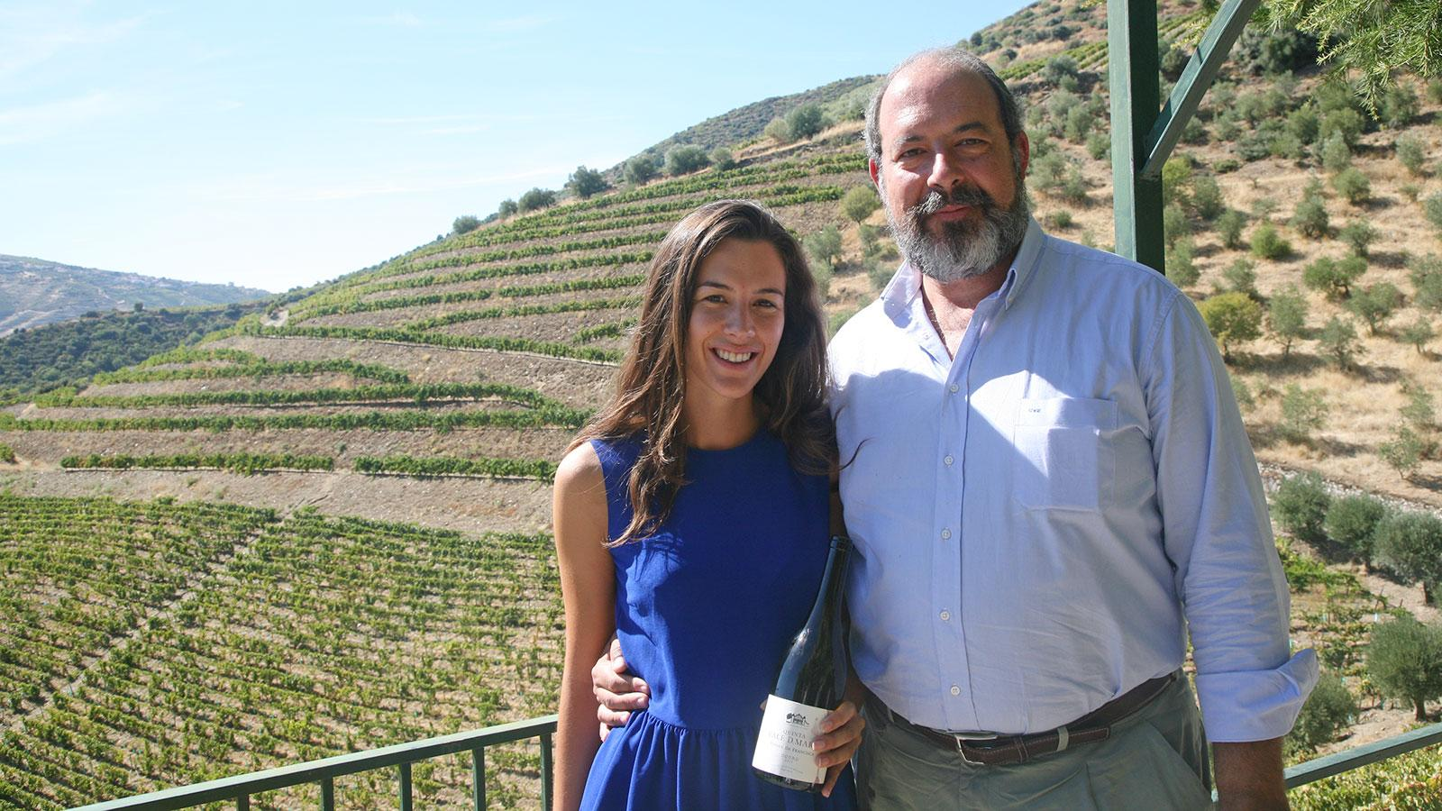 Portuguese Wine Pioneer Cristiano van Zeller Sells Quinta Vale D. Maria—But Keeps It in the Family