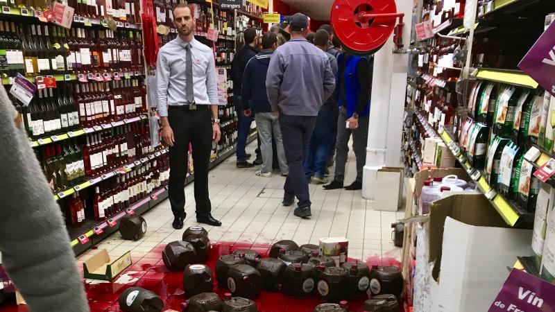 Young, French and Angry: Winegrowers in Southern France Are Struggling