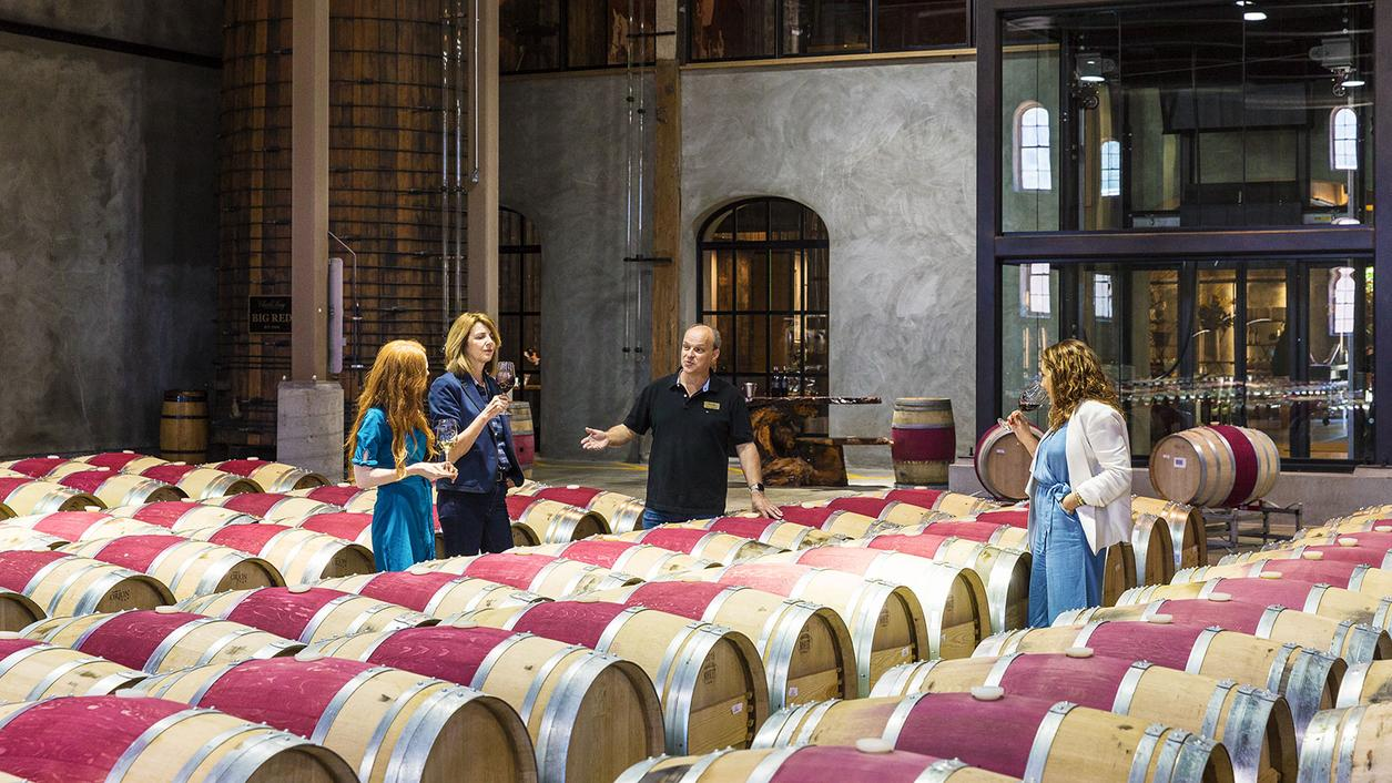 Napa Guide: Wineries—Tastings to Remember