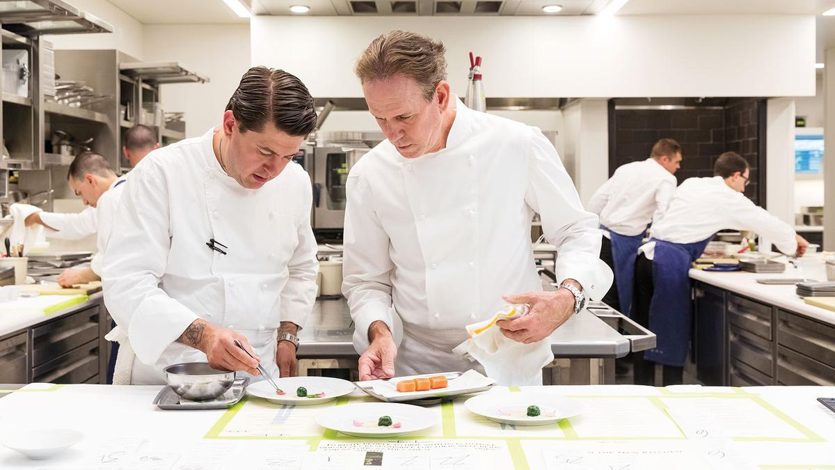 Napa Travel Guide Top Table The French Laundry