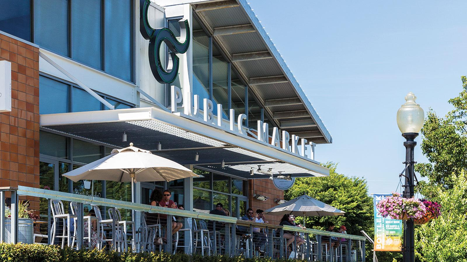 Napa Travel Guide Oxbow Public Market Features News