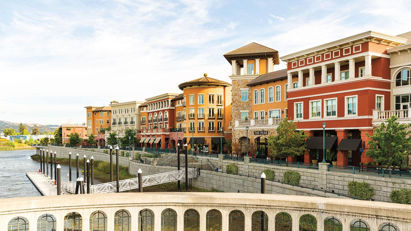 Napa Travel Guide Downtown Dining Renaissance Wine Spectator