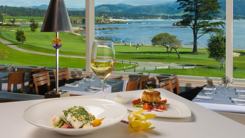 Enjoy Fairway Views And An Extensive Wine Program At Stillwater Bar Grill