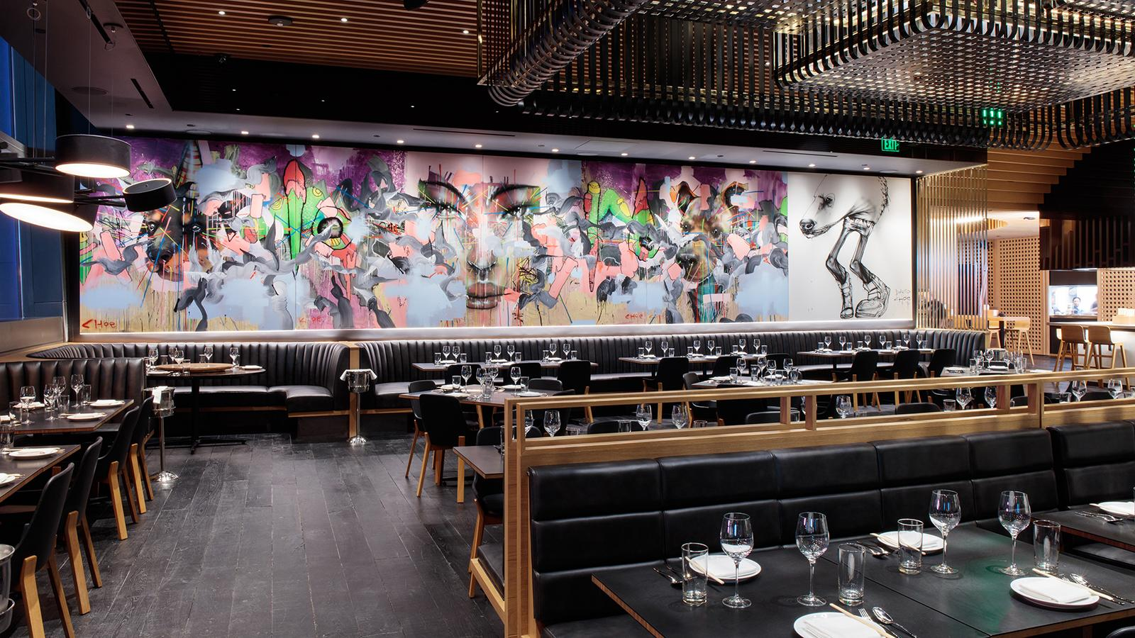 Momofuku Opens at the Cosmopolitan of Las Vegas