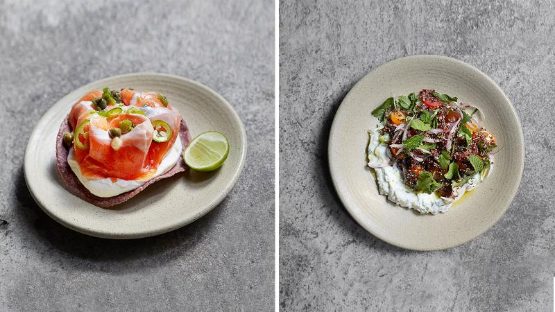 A Taste of Mexico for Late-Summer Dining