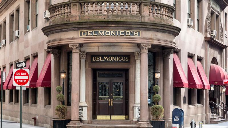New York Institution Delmonico's Debuts 180th-Anniversary Menu with Star Chefs